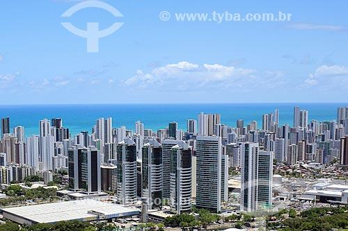 Condomínios residenciais e empresariais entre o Hiperbompreço e o Shopping Rio Mar  - Recife - Pernambuco (PE) - Brasil