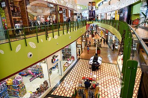 Interior do Manauara Shopping  - Manaus - Amazonas (AM) - Brasil