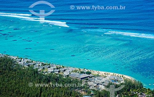 Vista geral do Saint Regis Mauritius Resort  - Distrito de Black River - Maurício