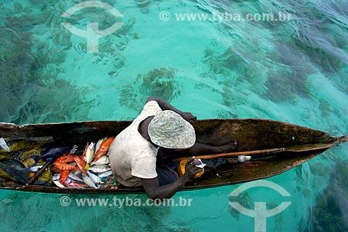 Pesca no Arquipélago das Quirimbas  - Província de Cabo Delgado - Moçambique