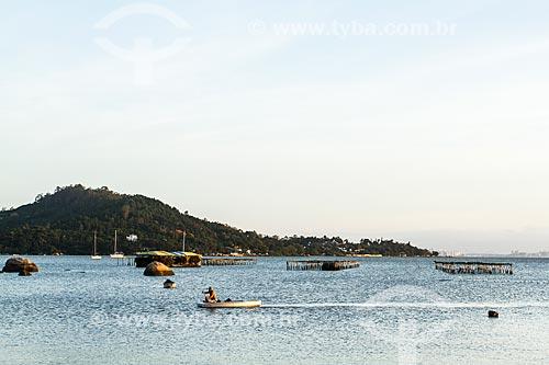 Praia de Santo Antonio de Lisboa  - Florianópolis - Santa Catarina (SC) - Brasil