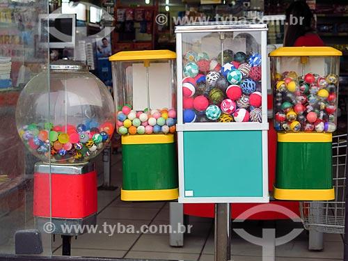Máquina de brindes  - Cidreira - Rio Grande do Sul (RS) - Brasil