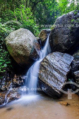 Cachoeira do Solar da Imperatriz  - Rio de Janeiro - Rio de Janeiro (RJ) - Brasil