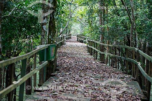 Área abandonada do Ariau Amazon Towers  - Manaus - Amazonas (AM) - Brasil