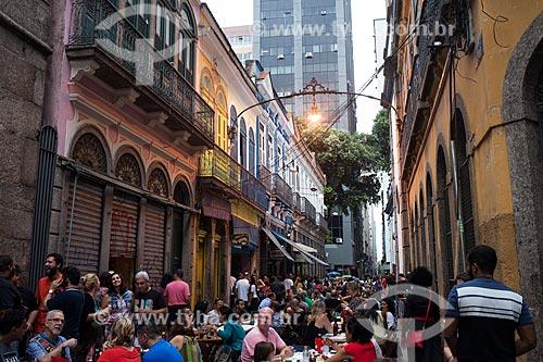 Happy hour em bares no Arco do Teles  - Rio de Janeiro - Rio de Janeiro (RJ) - Brasil