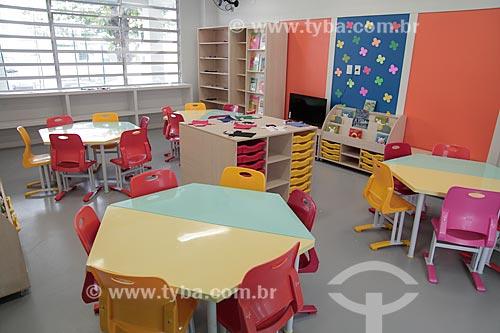 (EDI) Espaço de Desenvolvimento Infantil Professora Maria Cecília Ferreira - Comunidade do Batan  - Rio de Janeiro - Rio de Janeiro (RJ) - Brasil