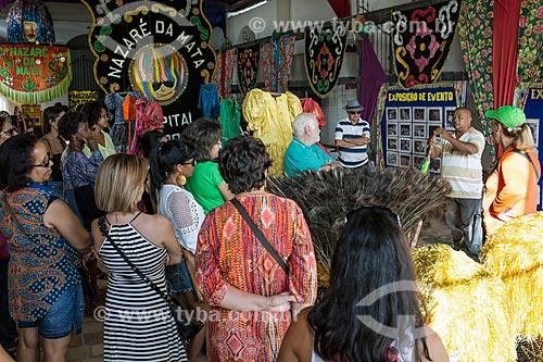 Visita guiada ao Museu do Maracatu  - Nazaré da Mata - Pernambuco (PE) - Brasil