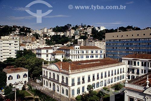 Hospital da Beneficência Portuguesa do Rio de Janeiro  - Rio de Janeiro - Rio de Janeiro (RJ) - Brasil