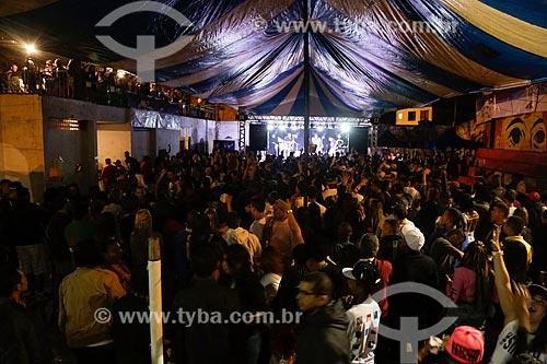 Baile funk na Quadra do Vidigal  - Rio de Janeiro - Rio de Janeiro (RJ) - Brasil