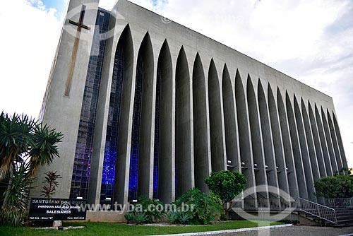 Santuário Dom Bosco  - Brasília - Distrito Federal (DF) - Brasil