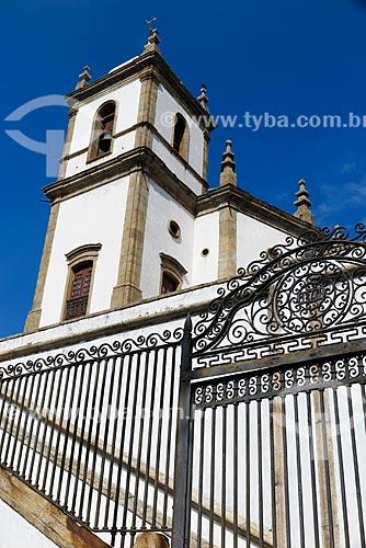 Igreja de Nossa Senhora da Glória do Outeiro (1739)  - Rio de Janeiro - Rio de Janeiro (RJ) - Brasil