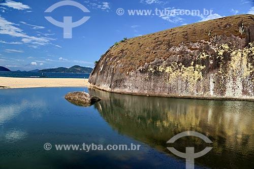 Orla de praia no Club Med - Rio das Pedras  - Mangaratiba - Rio de Janeiro (RJ) - Brasil