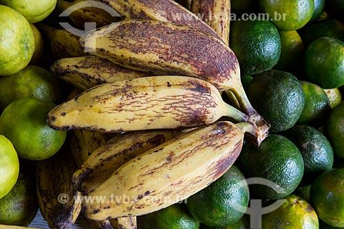 Frutas à venda no Mercado Central de São Luís  - São Luís - Maranhão (MA) - Brasil