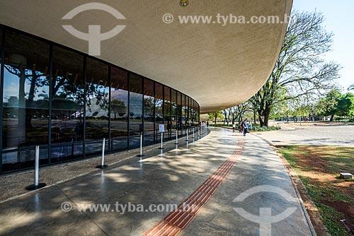 Museu de Arte Moderna de São Paulo (1948) no Parque do Ibirapuera  - São Paulo - São Paulo (SP) - Brasil