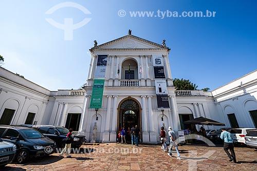 Fachada do Museu da Casa Brasileira  - São Paulo - São Paulo (SP) - Brasil