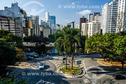 Vista do Mirante 9 de Julho  - São Paulo - São Paulo (SP) - Brasil