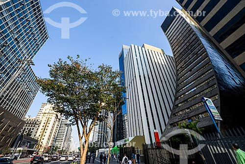 Agência bancária do HSBC na Avenida Paulista  - São Paulo - São Paulo (SP) - Brasil
