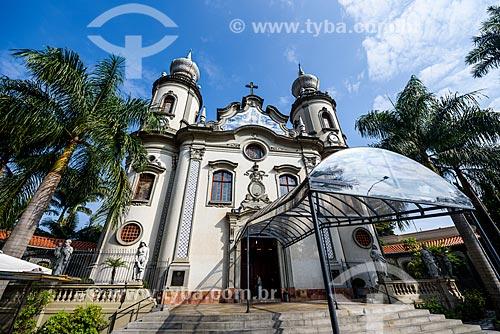Fachada da Paróquia Nossa Senhora do Brasil (1940)  - São Paulo - São Paulo (SP) - Brasil