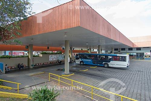 Terminal Rodoviário  - Garça - São Paulo (SP) - Brasil