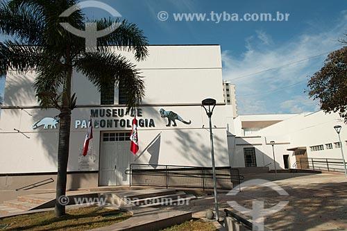 Museu de Paleontologia  - Marília - São Paulo (SP) - Brasil