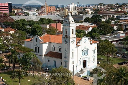 Catedral Basílica de São Bento  - Marília - São Paulo (SP) - Brasil