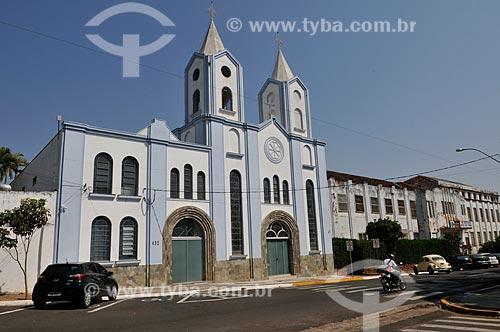 Paróquia Nossa Senhora Auxiliadora  - Tupã - São Paulo (SP) - Brasil