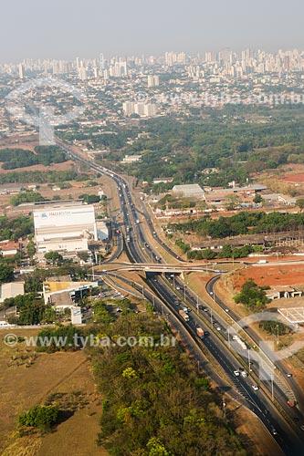 Rodovia Transbrasiliana (BR-153) - também conhecida como Rodovia Belém-Brasília e Rodovia Bernardo Sayão  - Goiânia - Goiás (GO) - Brasil