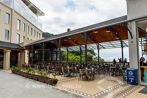 Restaurante no Centro de Visitantes Paineiras - antigo Hotel Paineiras  - Rio de Janeiro - Rio de Janeiro (RJ) - Brasil