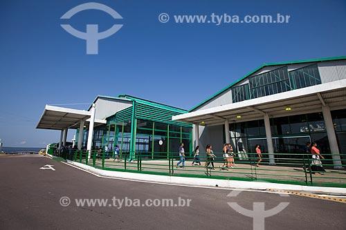 Estação Hidroviária de Manaus  - Manaus - Amazonas (AM) - Brasil