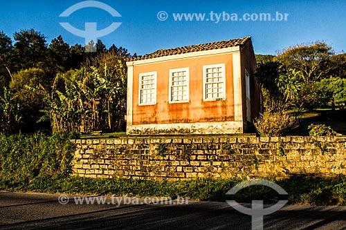 Casa colonial no Ribeirão da Ilha  - Florianópolis - Santa Catarina (SC) - Brasil