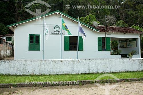 Brigada Mirim Ecológica - Vila do Abraão  - Angra dos Reis - Rio de Janeiro (RJ) - Brasil