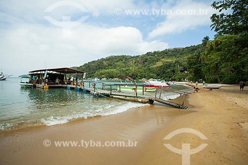 Praia do Pouso - Enseada de Palmas  - Angra dos Reis - Rio de Janeiro (RJ) - Brasil