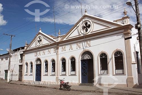 Fábrica de charutos Dannemann  - São Félix - Bahia (BA) - Brasil