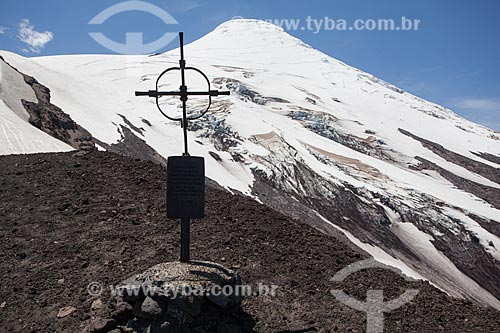 Cruzeiro no Vulcão Osorno  - Província de Osorno - Chile