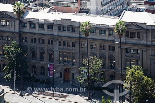 Centro de Extensão da Pontificia Universidad Católica de Chile (Pontifícia Universidade Católica do Chile)  - Santiago - Província de Santiago - Chile