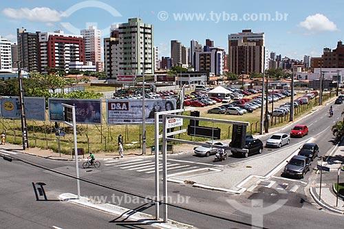 Semáforo no cruzamento da Avenida Senador Ruy Carneiro com a Avenida General Edson Ramalho  - João Pessoa - Paraíba (PB) - Brasil