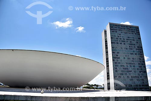 Plenário da Câmara dos Deputados do Congresso Nacional  - Brasília - Distrito Federal (DF) - Brasil