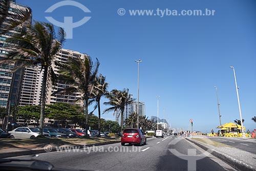 Avenida Lúcio Costa  - Rio de Janeiro - Rio de Janeiro (RJ) - Brasil