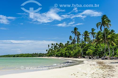 Orla da Praia do Encanto  - Cairu - Bahia (BA) - Brasil