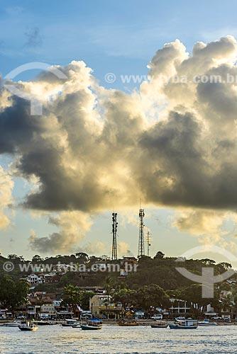 Vista da cidade de Itacaré  - Itacaré - Bahia (BA) - Brasil