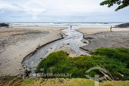 Orla na Praia da Tiririca  - Itacaré - Bahia (BA) - Brasil