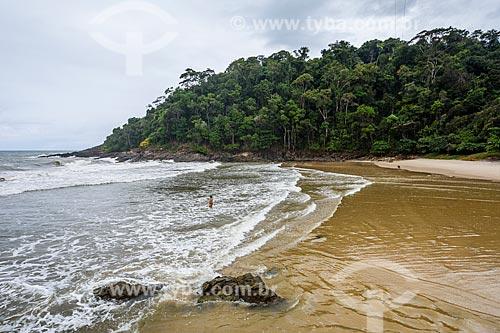Orla da Praia da Ribeira  - Itacaré - Bahia (BA) - Brasil