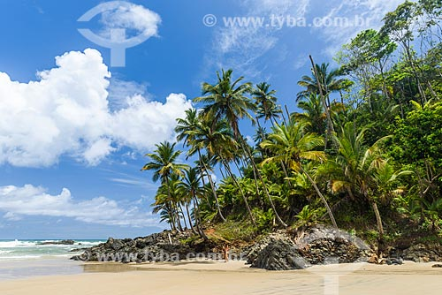 Orla da Praia do Havaizinho  - Itacaré - Bahia (BA) - Brasil