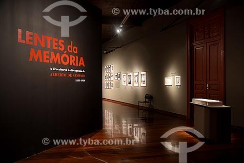 Exposição Alberto Sampaio - Centro Cultural Correios  - Rio de Janeiro - Rio de Janeiro (RJ) - Brasil