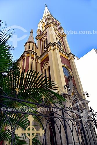 Igreja Matriz Sagrado Coração de Jesus (1908)  - Rio de Janeiro - Rio de Janeiro (RJ) - Brasil