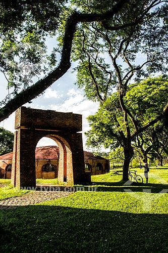 Parque Barigui  - Curitiba - Paraná (PR) - Brasil