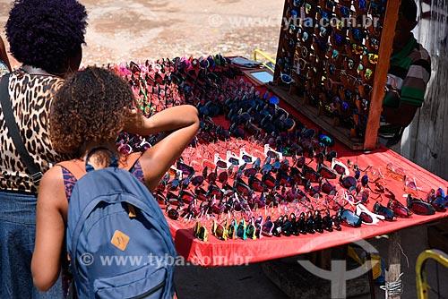 Vendedor ambulante de óculos de sol  - Rio de Janeiro - Rio de Janeiro (RJ) - Brasil