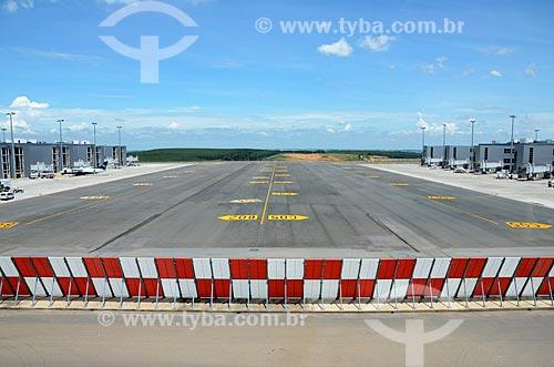 Pista do Aeroporto Internacional de Viracopos  - Campinas - São Paulo (SP) - Brasil