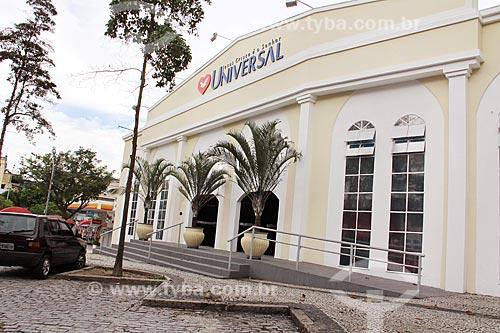 Igreja Universal do Reino de Deus  - Rio de Janeiro - Rio de Janeiro (RJ) - Brasil