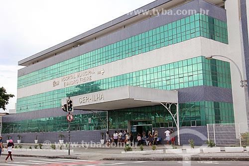 Hospital Municipal Evandro Freire  - Rio de Janeiro - Rio de Janeiro (RJ) - Brasil